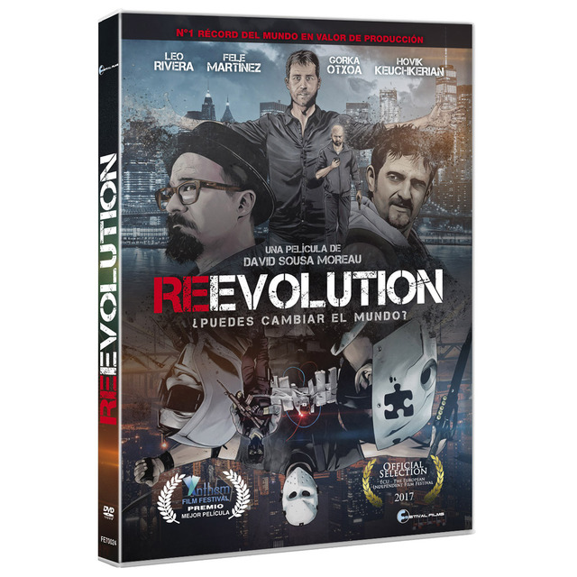 ESTRENO EN DVD: «REEVOLUTION»