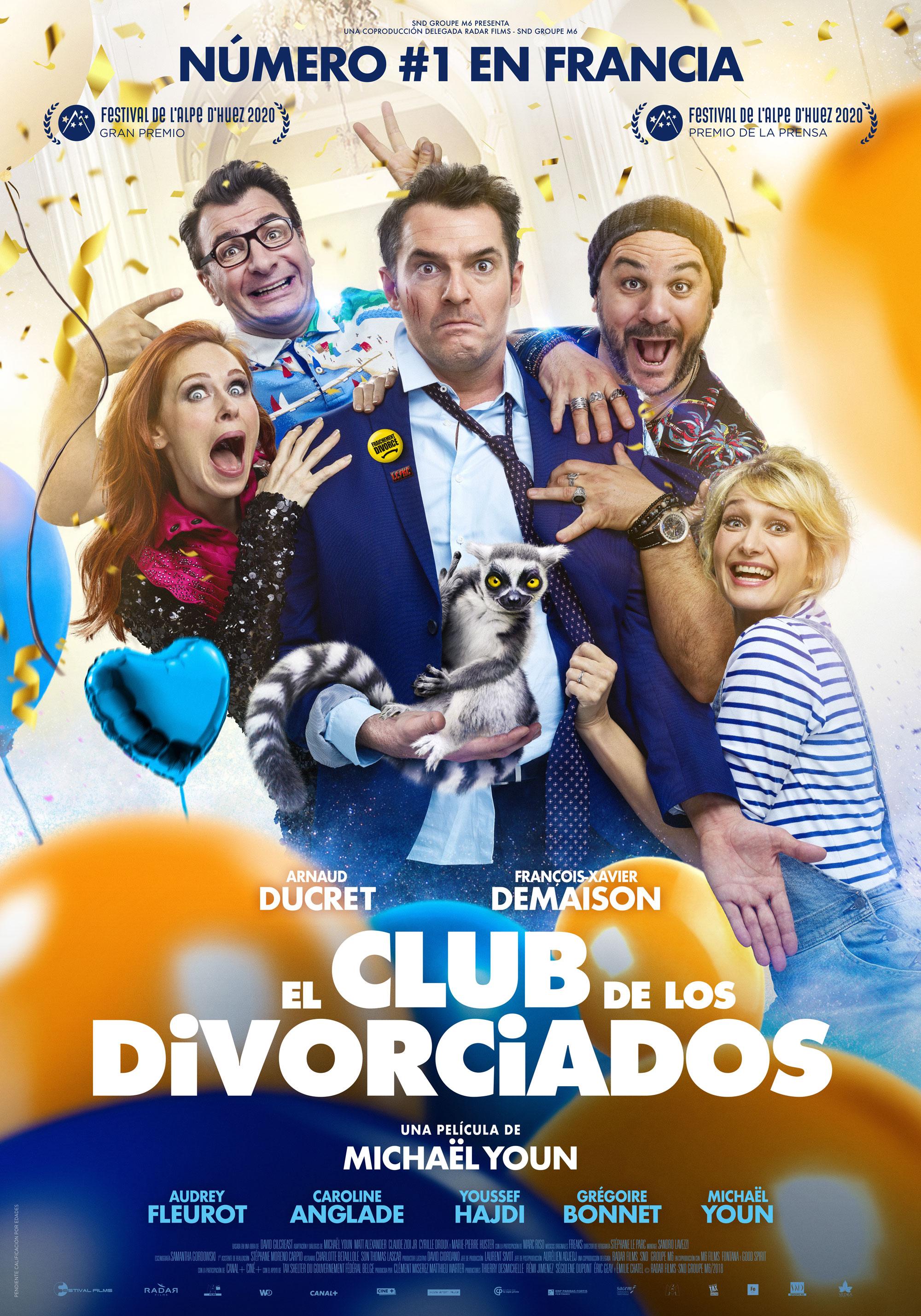 EL CLUB DE LOS DIVORCIADOS